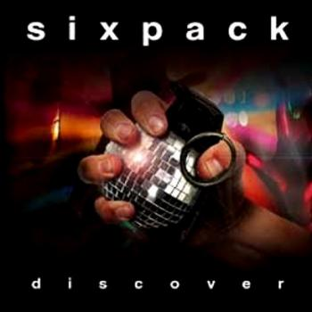 The CD 'Discover'
