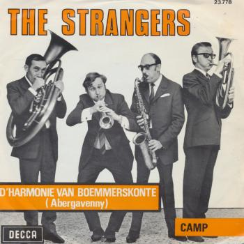 "The 7"" single 'D'harmonie van Boemmerskonte'"