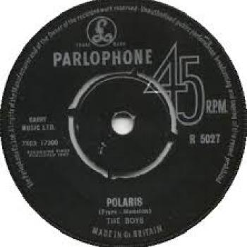 "The 7"" single 'Polaris'"