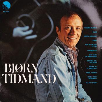 The LP 'Bjørn Tidmand'