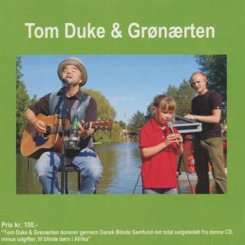 The CD EP 'Tom Duke & Grønærten'
