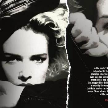 Women in Pop issue 4, Kim Wilde article first page