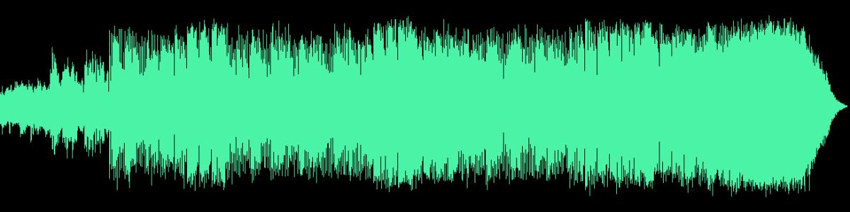 'Kids in America' waveform