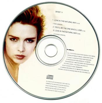 UK picture CD-single