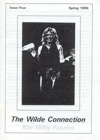 Wilde Connection Issue 4 (Vol. 2)