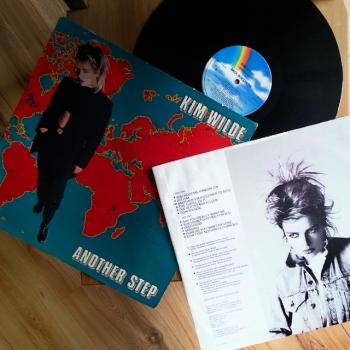@samtyrie received a copy of the 'Another Step' LP in the mail and posted this pretty picture. (June 28, 2014, 2:58pm)