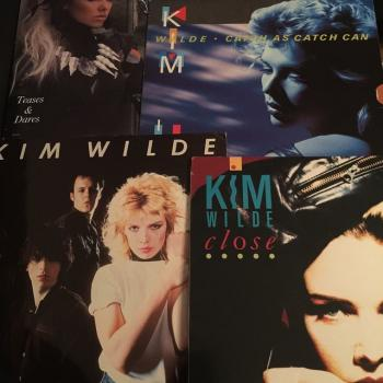 A Swedish collection of Kim Wilde LP's, posted by @emmaostmann (March 5, 2015, 7:22pm)