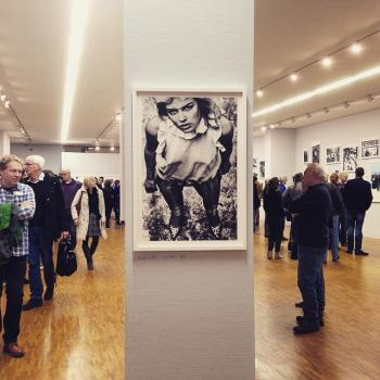 Kim Wilde photo by Anton Corbijn at the Gemeentemuseum in The Hague, posted by @jennifer_muller (March 28, 2015, 4:00pm)