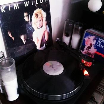 Debut album 'Kim Wilde' playing somewhere in the USA, posted by @bukezilla (March 29, 2015, 4:23pm)