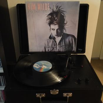 Playing Kim Wilde LP's is an irresistible habit. Posted by @jtranr01. (April 24, 2015, 1:28pm)