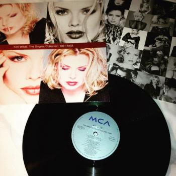 Kim Wilde's 'Singles Collection 1981-1993' LP. Posted by @jaredbraden (May 23, 2015, 7:36pm)