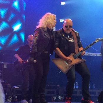 Kim Wilde live at Let's Rock Southampton. Posted by @lippschi (July 11, 2015, 11:12pm)