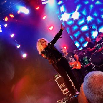 Kim Wilde live at Let's Rock Southampton. Posted by @topcat76 (July 12, 2015, 8:30pm)