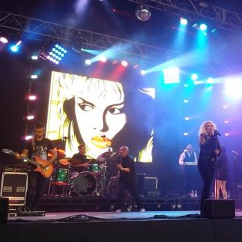Kim Wilde live at Let's Rock Southampton. Posted by @lippschi (July 19, 2015, 4:42pm)