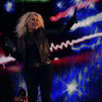 Kim Wilde performing live at Rewind Scotland, July 26, 2015. Posted by @boardbea (July 27, 2015, 0:23am)