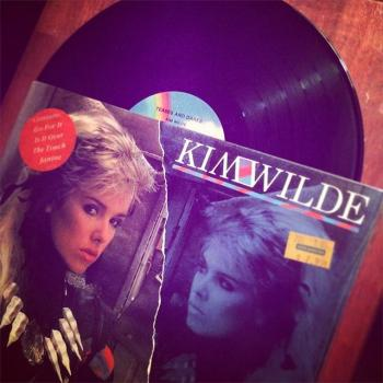 Kim's fourth LP... always a treat. Posted by @throwamuse (February 16, 2016, 4:42am)