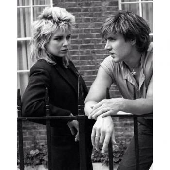 Kim WIlde and Simon Le Bon in 1982, posted by @isabelnrd (February 26, 2016, 1:18pm)