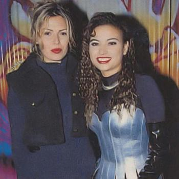 Kim Wilde and 2 Unlimited's Anita Doth, posted by @anitadoth (March 9, 2016, 6:55am)