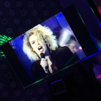 Kim Wilde on screen, posted by @hunto81 (March 19, 2016, 10:04pm)
