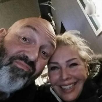 Lawnmower Deth's Pete (@lawnmowerdeth_pete) met Kim Wilde and posted this pic. (March 29, 2016, 2:22pm)