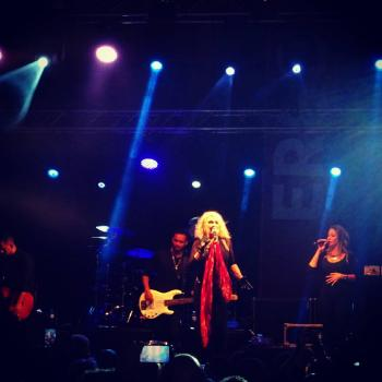 Kim Wilde performing live in Purkersdorf (Austria), posted by @oliver_plischek on June 5, 2016