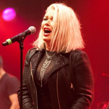 Kim Wilde live in Rijssen, posted by @podde69 (October 15, 2016)