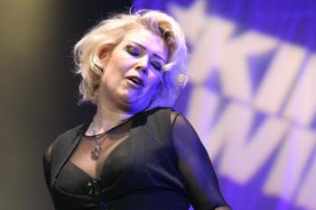Kim Wilde live at Steel Arena, Kosice (Slovakia), March 23, 2007