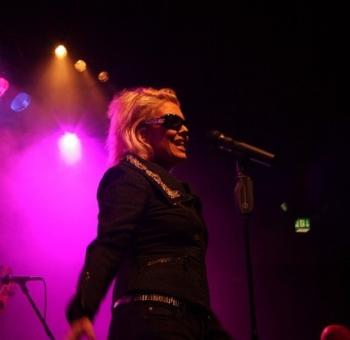 Kim Wilde live at Arena Hohenlohe, Crailsheim/Ilshofen (Germany), October 31, 2007