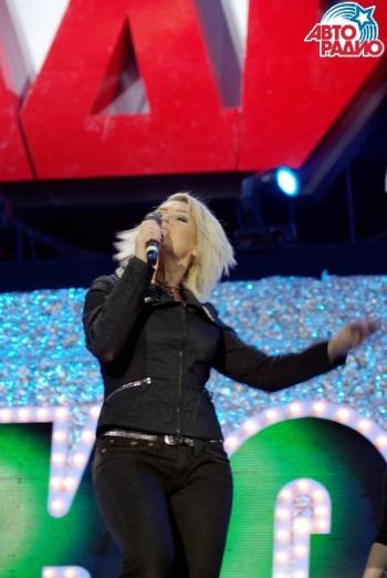 Kim Wilde live at Olympic Stadium, Moscow (Russia), November 23, 2007