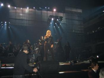 Kim Wilde live at Festhalle, Frankfurt (Germany), December 3, 2008