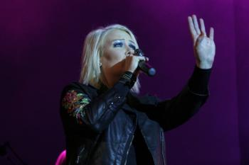 Kim Wilde live at Capitol, Mannheim (Germany), March 25, 2009