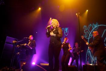 Kim Wilde live at the Roundhouse, London (UK), October 15, 2011