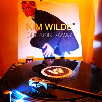 Playing 'Breakin' away', posted on January 9 by @humps71