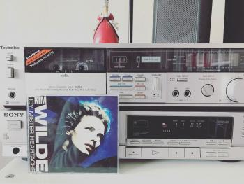 We love it when old CD-singles are played and displayed like this. Posted by @abilibimbo on April 16, 2017