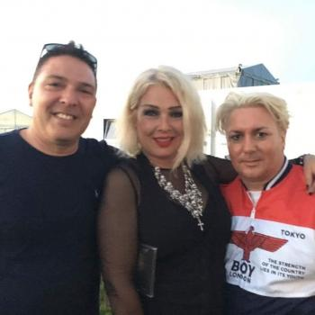 Kim Wilde with @weareshelter on July 3.