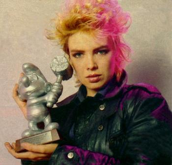 1983: Silver hammer smurf award, Germany