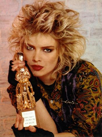 1984: Golden Otto award, Germany
