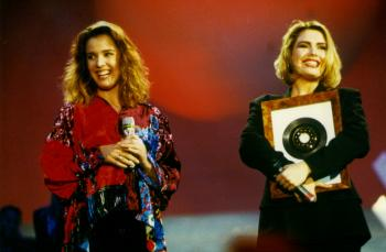 1990: Diamond Award, Belgium