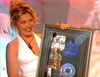 1993: Gold album and platinum single, Australia