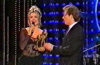 1993: Bambi award, Germany