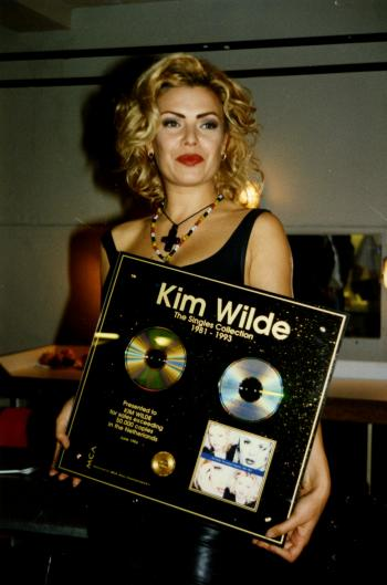 1994: Gold disc, Netherlands