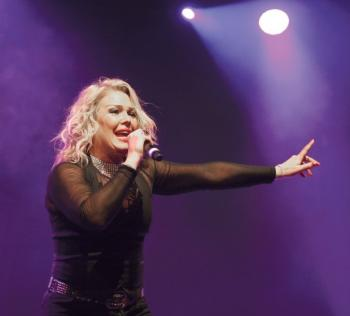 Kim Wilde live at Rodovrehallen, Rodovre (Denmark), November 23, 2012