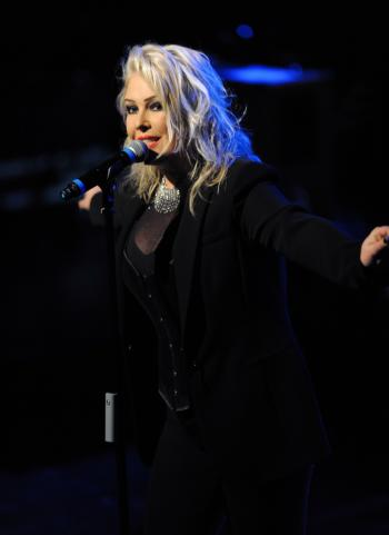 Kim Wilde live at O2 Academy, Birmingham (UK), December 19, 2013