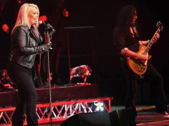 Kim Wilde live at Grugahalle, Essen (Germany), April 2, 2014
