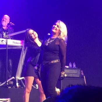 Kim Wilde live at Bel'zik Festival, Herve (Belgium), March 20, 2015