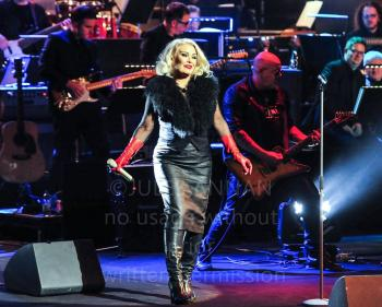 Kim Wilde live at Wales Millennium Centre, Cardiff (UK), November 22, 2015
