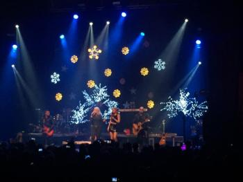 Kim Wilde live at The Coronet, London (UK), December 18, 2015. Photo © Lisa Quinton