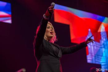 Kim Wilde live at Sørmarka Arena, Stavanger (Norway), May 28, 2016