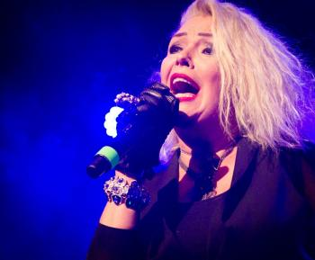 Kim Wilde live at De Neushoorn, Leeuwarden (Netherlands), October 11, 2016. Photo © Gerben Duijster, www.darkster.nl
