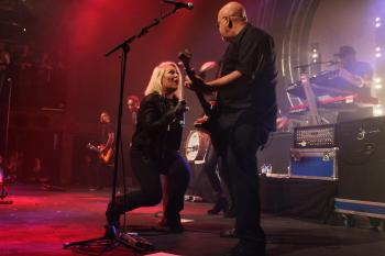 Kim Wilde live at Music Club, Kampen (Netherlands), October 15, 2016